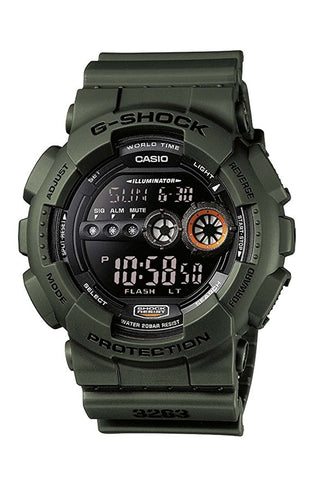 CASIO GD-100MS-3ER G-Shock digikello