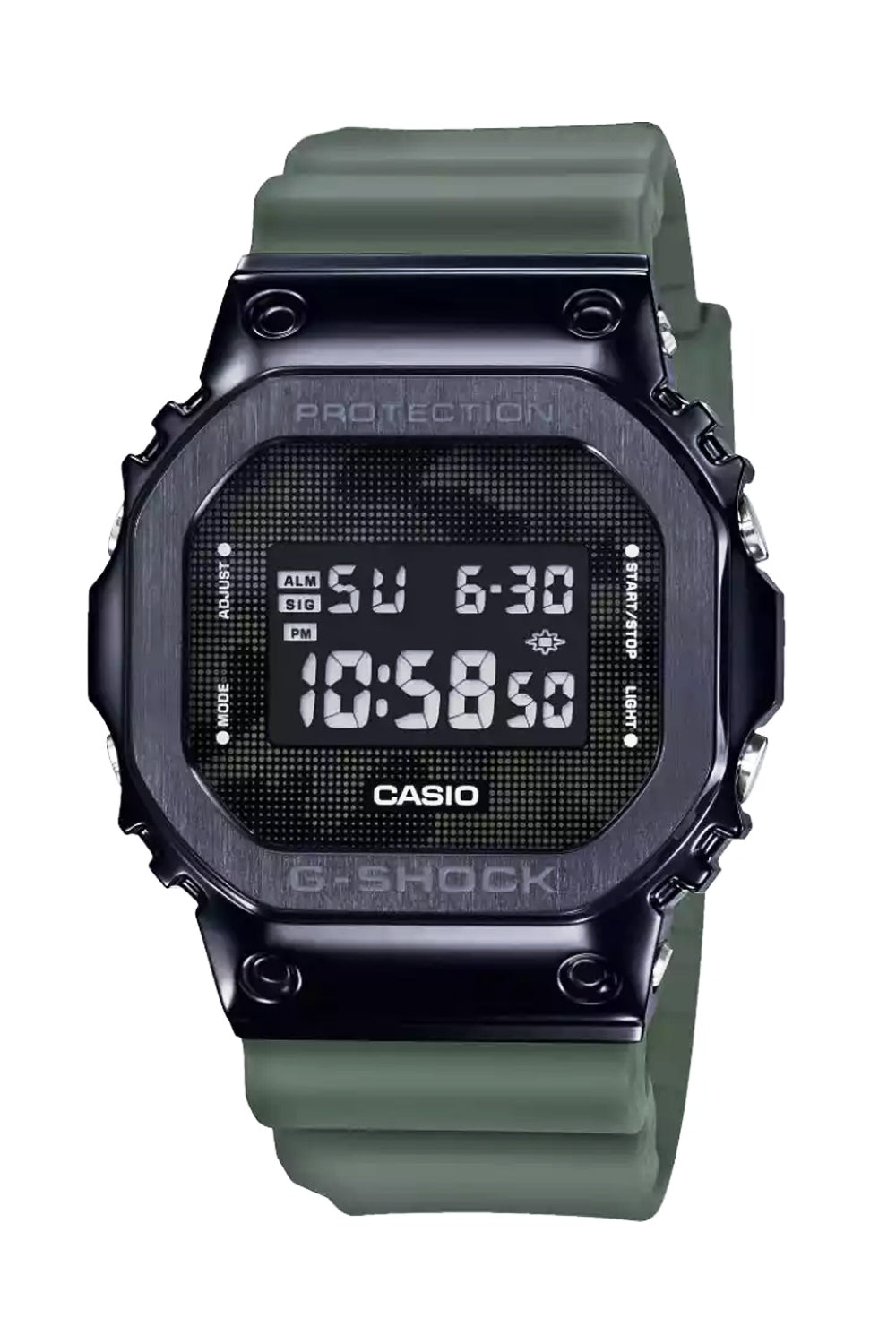 CASIO GM-5600B-3ER G-Shock digikello