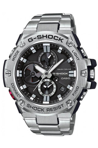 CASIO GST-B100D-1AER G-Shock G-Steel digikello