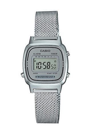 CASIO LA670WEM-7EF Retro digikello