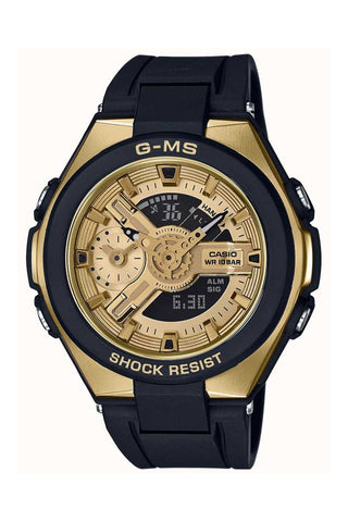 CASIO MSG-400G-1A2ER Baby-G G-MS digikello