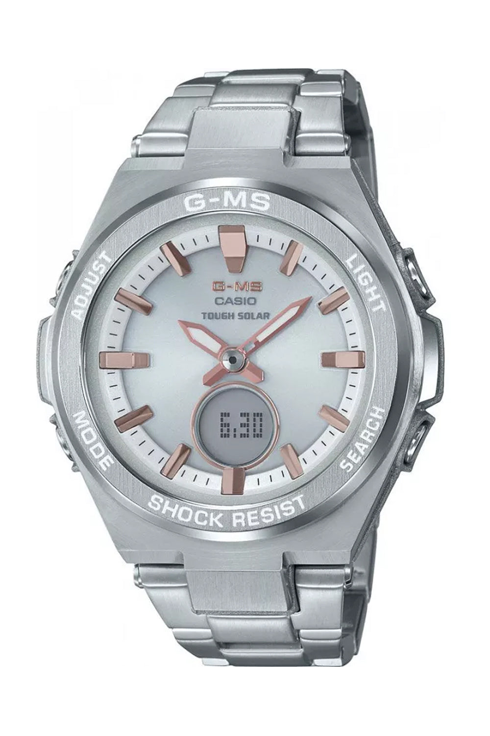 CASIO MSG-S200D-7AER Baby-G G-MS