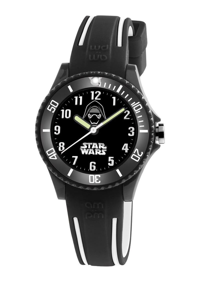 AM:PM SP190-K486 Star Wars lasten rannekello