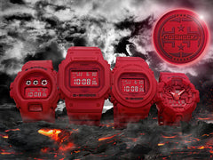 CASIO DW-6935C-4ER G-Shock 35th Anniversary RED OUT