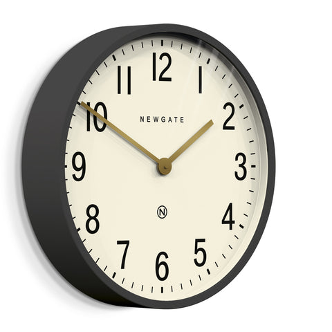 NEWGATE PUT371BGY Mr. Edwards clock matte blizzard grey seinäkello