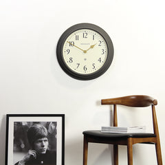 NEWGATE WEST117GGY Westhampton clock gravity grey seinäkello