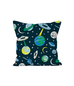 "Cushion, small, ""UFO"""