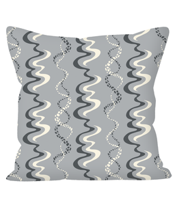 "Cushion, regular, ""Wave"""