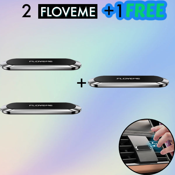 2 FLM - Universal Magnetic Phone Holder (Buy 2, Get 1 FREE!)