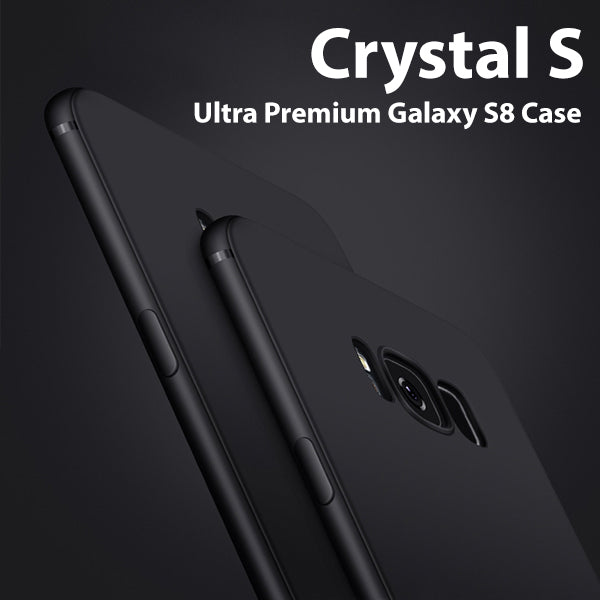 Crystal S - Ultra Premium Case for Galaxy S7 / S7+ / S8 / S8+