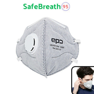 SafeBreath 95 - Protective Mask (***special price)