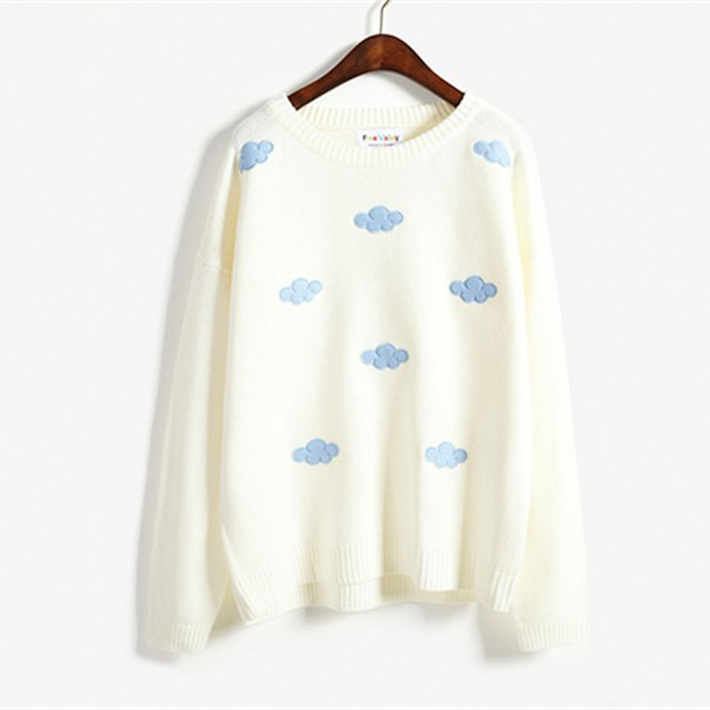 Fluppy — Cute Clouds Women Sweaters