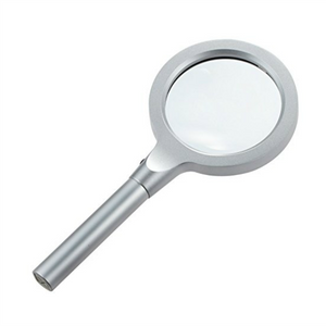 Loupe X - Premium Handheld Led Reading Magnifying Glass