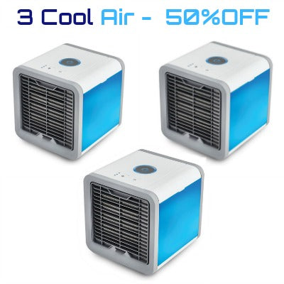 Cool Air (Buy 3, Get 50% OFF!)