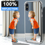Mirror X — Luxury Selfie Mirror Case for iPhone X
