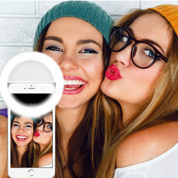 Glam Selfie Ring Light
