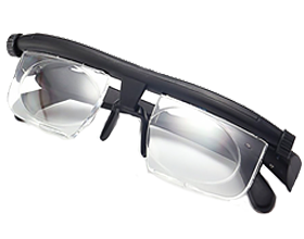 1x VisionFocus Glasses