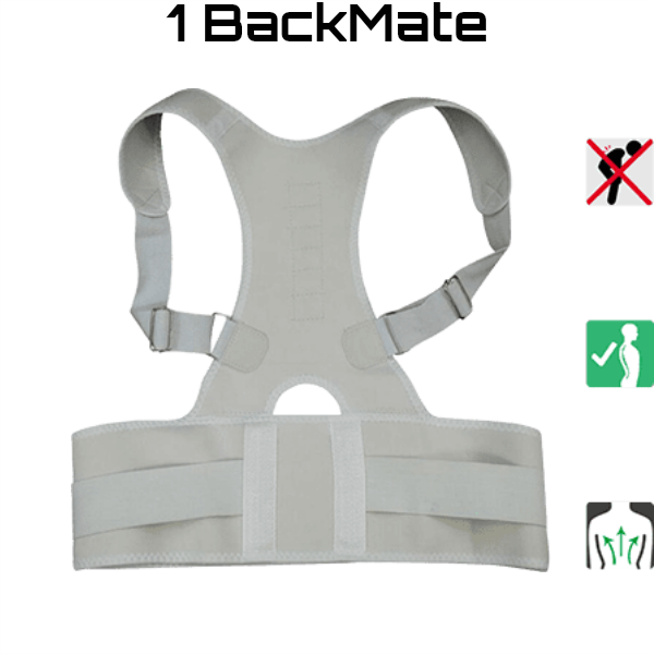 BackMate™ - Posture Corrective Therapy Back Brace For Men & Women
