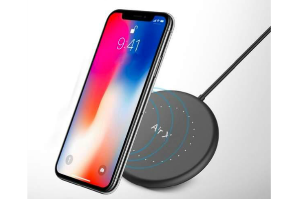 Air X - Premium Slim & Fast Wireless Charger for iPhone X