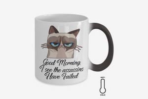Funny Color Changing Mug