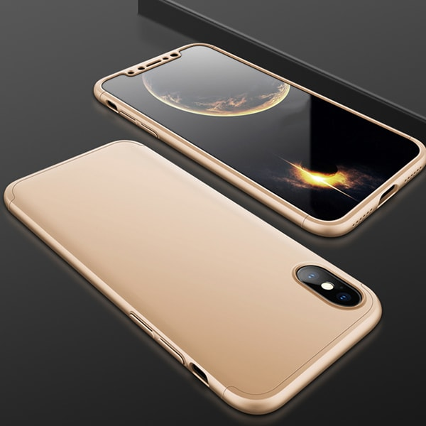 Cover X - Ultra Premium 360 Degree Full Case Cover for iPhone X