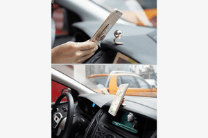 Premium Magnetic 2 in 1 Phone Holder