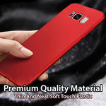 Cover S — Ultra Premium 360 Degree Cover for Samsung Galaxy S8 / S8+, S9 / S9, Note 8/9