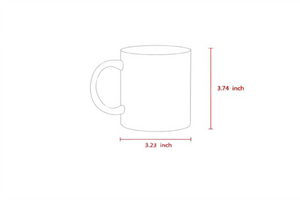 Funny You & Me Mug