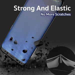 Elastic Shield S - Ultra Premium Polymer Protective Film for Samsung Galaxy S8 / S8+