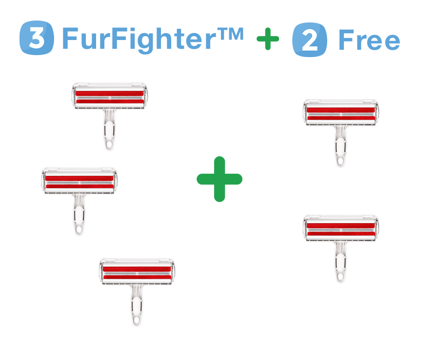 3x FurFighter™ Pet Hair Remover