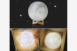 Moonie - Enchanting 3D Moon Night Light
