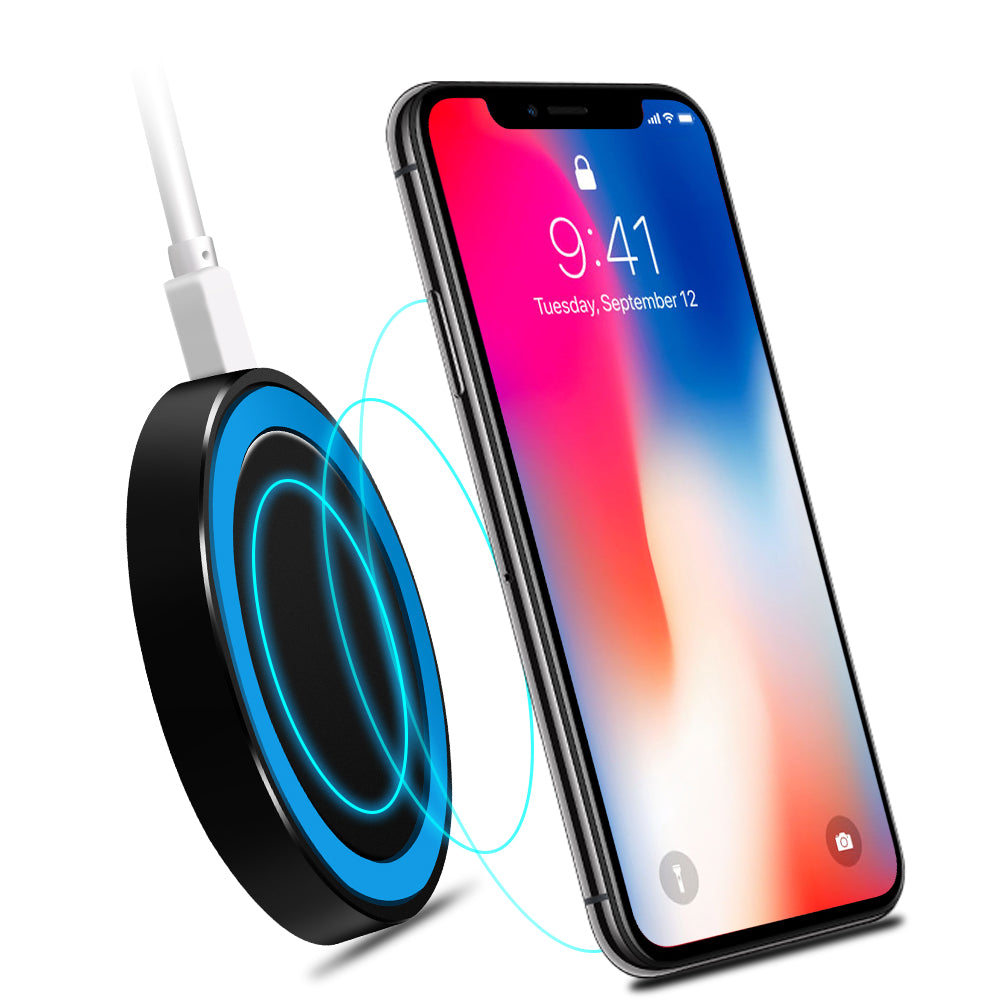 Rhymba — Mini Smart Wireless Charger