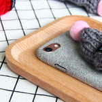 Fency's Hat - Fashion Luxury Warm Hat Case Cover for iPhone