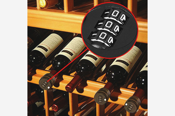 Winevault - Wine Bottle Number Combination Locker
