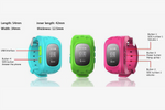 Smart Kids Safe Watch & GPS LBS Activity Tracker