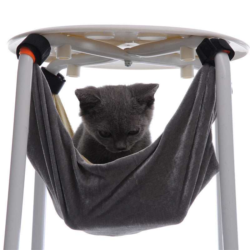 Yore — Soft Cotton Flannelette Cat Hammock