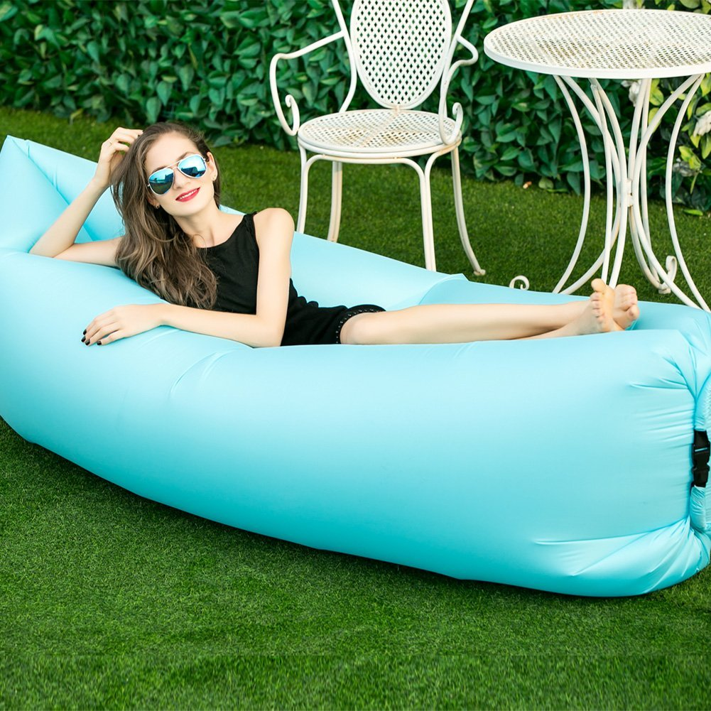 Sofair — Inflatable Portable Couch