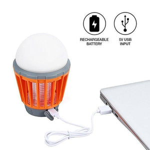 3 BugBall - Zapper Camping Lantern (Buy 3, Get 2 FREE!)