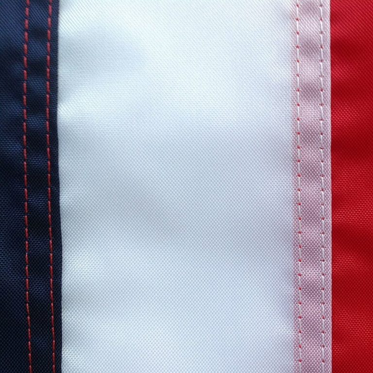 Ultra-Premium Embroidered American Flag
