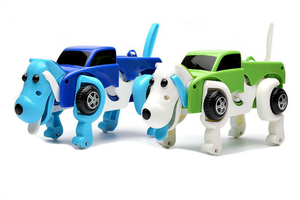 ROCKY™  - The Dog Car Transformer