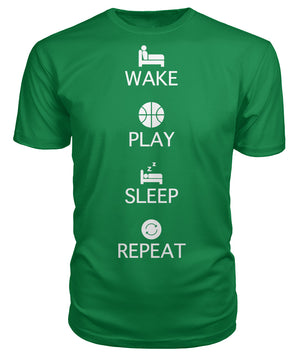 Wake Play Sleep Repeat