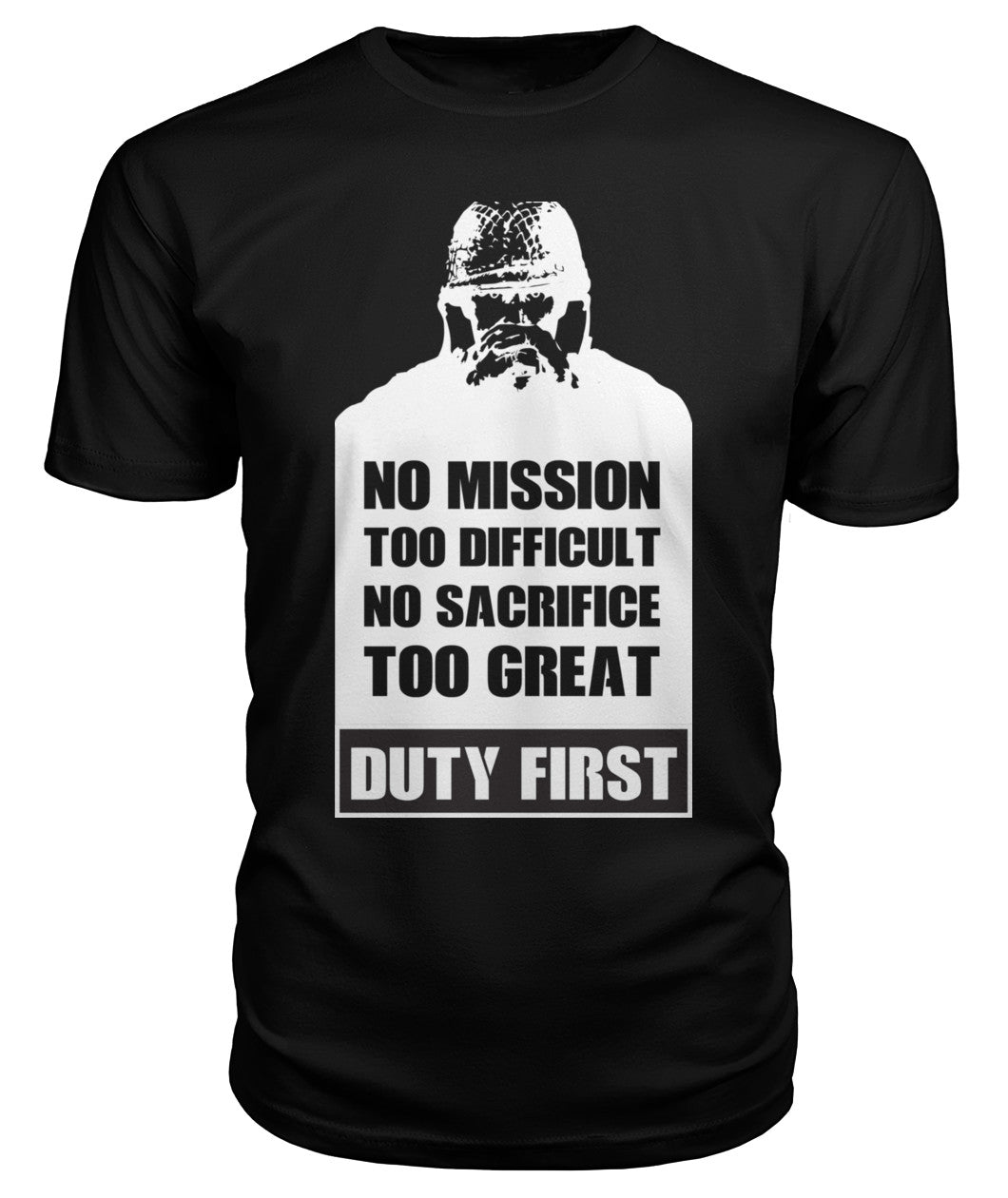 No Mission Too Difficult — T-Shirt