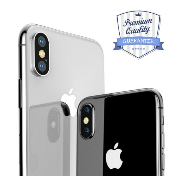 Clear X - Crystal Clear Drop Protection Case for iPhone X