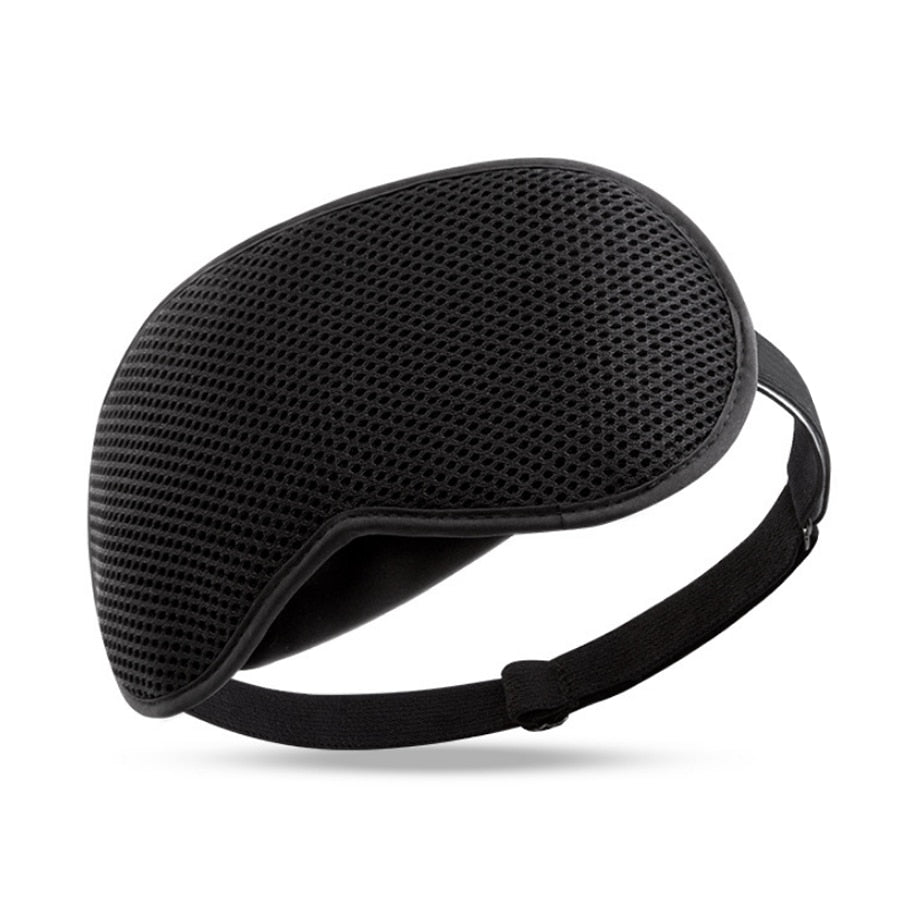 Mask X - Premium Comfort Sleep Mask With Bamboo Charcoal
