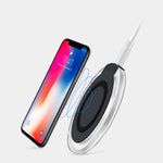 Bitkit — Anti Slip Mini Wireless Charger