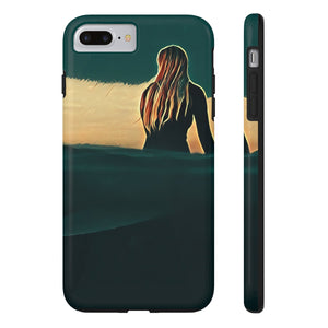 Jeffrey's Bay Girl — Case Mate Tough Phone Cases