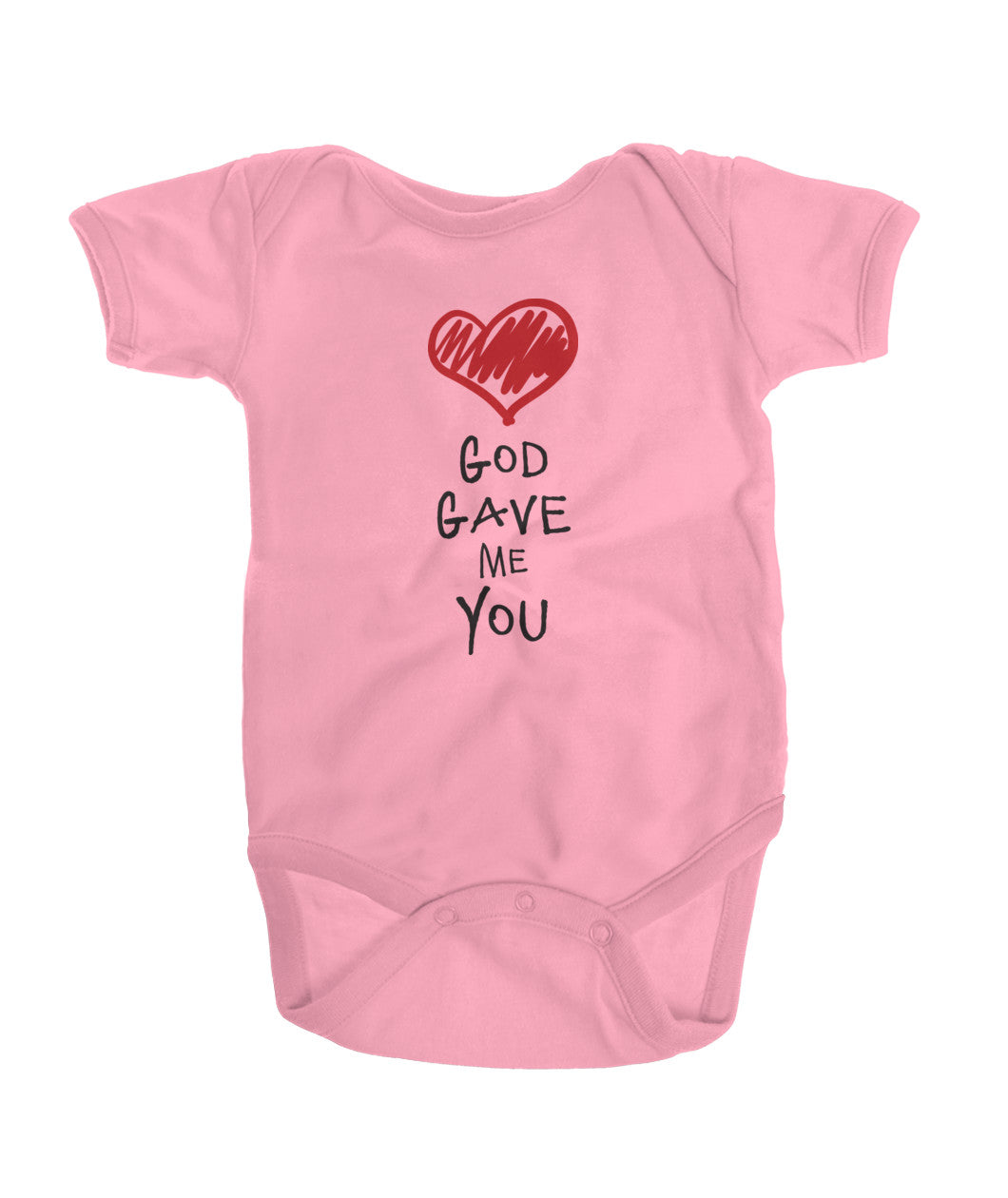 GOD GAVE ME YOU ONESIE