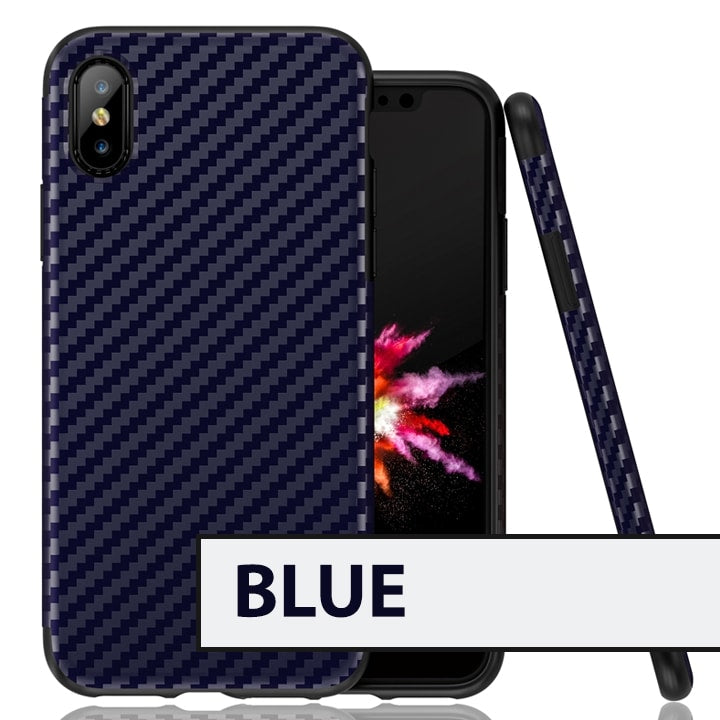 Carbon X - Ultra Premium Carbon Protection Case for iPhone X