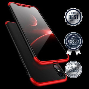 Cover Xs - Ultra Premium 360 Degree Full Case Cover for iPhone Xs / Xs Max