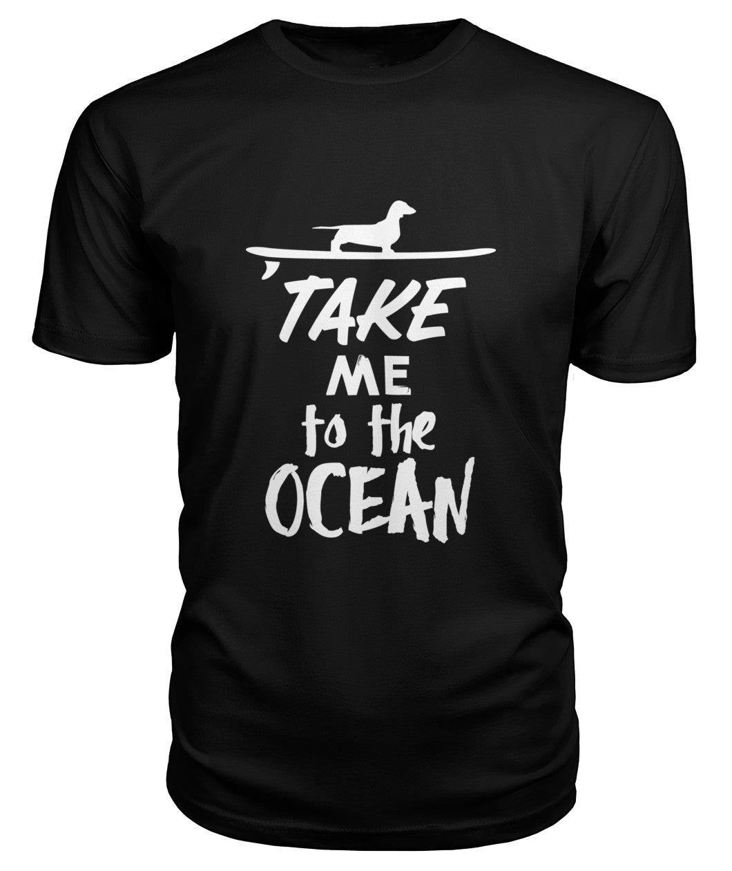 Take me to the ocean - Premium T-Shirt